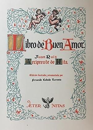 LIBRO DE BUEN AMOR. Edición Ilustrada y: RUIZ, Juan (Arcipreste