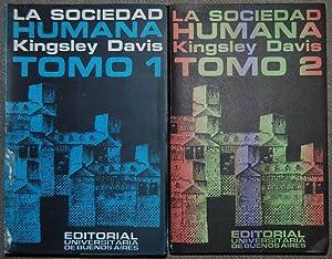 LA SOCIEDAD HUMANA: DAVIS, Kingsley