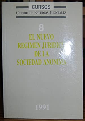 JORNADAS SOBRE EL NUEVO REGIMEN JURIDICO DE