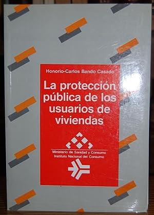 LA PROTECCION PUBLICA DE LOS USUARIOS DE: BANDO CASADO, Honorio-Carlos