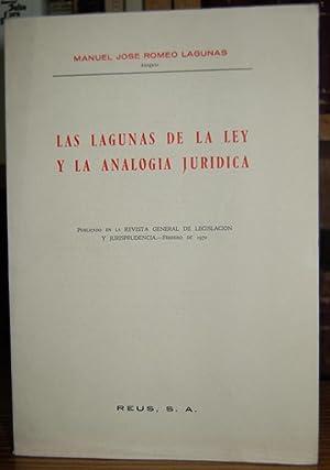 LAS LAGUNAS DE LA LEY Y LA: ROMEO LAGUNAS, Manuel
