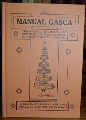 MANUAL GASCA. Tratado práctico y moderno de