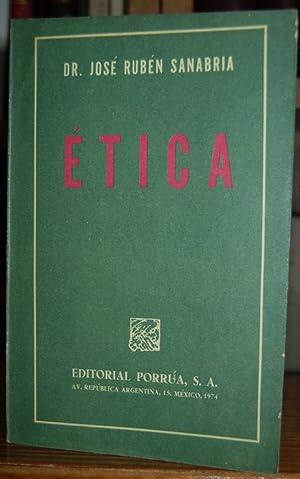 ETICA: SANABRIA, José Rubén