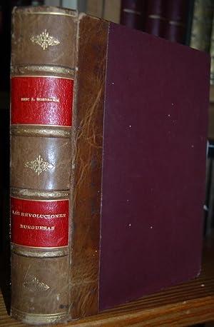 LAS REVOLUCIONES BURGUESAS. Europa 1789-1848: HOBSBAWM, Eric J.
