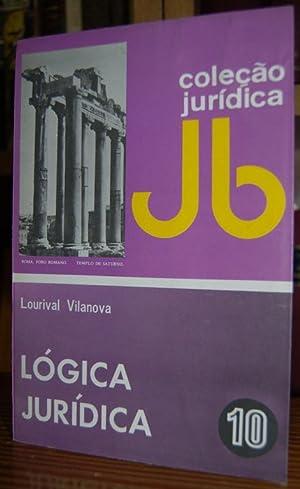 LOGICA JURIDICA: VILANOVA, Lourival
