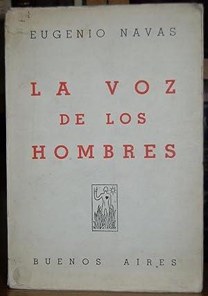 LA VOZ DE LOS HOMBRES: NAVAS, Eugenio