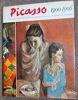 PICASSO 1900-1906. Catálogo elaborado con la colaboración de JOAN ROSSELET: DAIX, ...