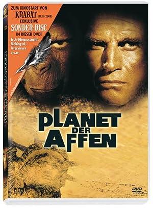 Planet der Affen (+ Krabat Sonder-Disc): Charlton, Heston, McDowall