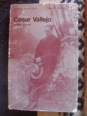 César Vallejo: COYNÉ, ANDRÉ (César