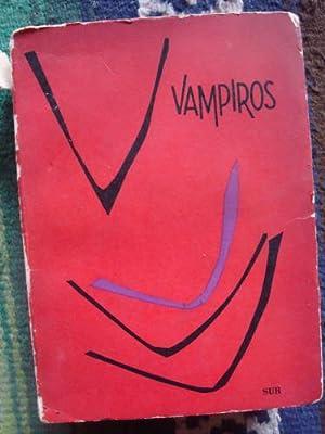 VAMPIROS. Una antología de los maestros del: FINGERIT, MARCOS