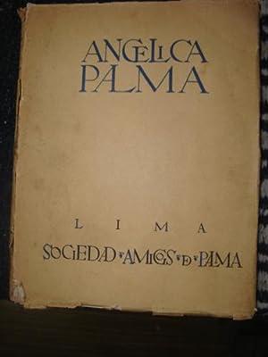 Angélica Palma - Homenaje que le rinden los Amigos de Palma y 'Entre Nous'.: PALMA...