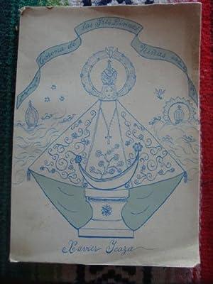 Corona de las tres divinas Niñas.: ICAZA, XAVIER