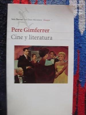Cine y literatura: GIMFERRER, PERE