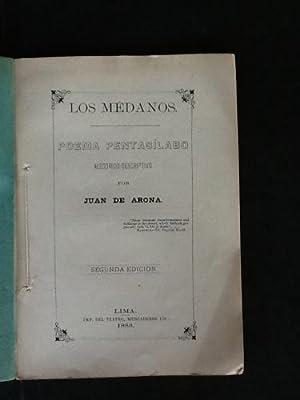 Los médanos. Poema Pentasílabo Alegórico-Descriptivo: ARONA, JUAN DE