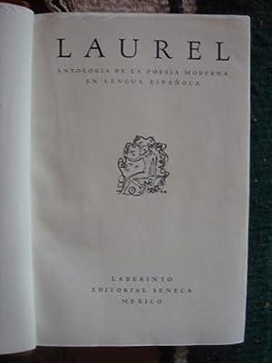 LAUREL-Antólogos: Emilio Prados-Xavier Villaurrutia, Juan Gil-Albert y Octavio Paz.: ...