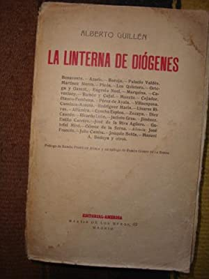 La Linterna de Diógenes.: GUILLEN, ALBERTO