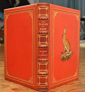 Aesop's Fables Limited to 750 copies signed: Aesop; Edward J.