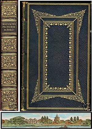 The Princess: A Medley [Fore-Edge Painting] The: Tennyson, Alfred Lord