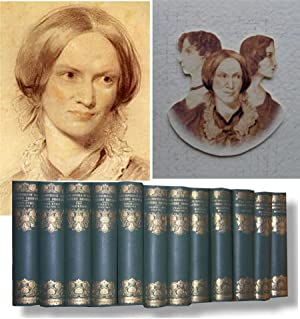 The Novels of the Sisters Bronte: Wuthering: Bronte, Charlotte, Bronte,