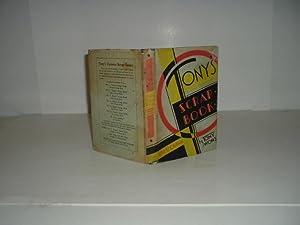 TONY'S SCRAP BOOK 1936 - 1937 By TONY WONS: TONY WONS