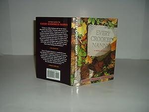 EVERY CROOKED NANNY By KATHY HOGAN TROCHECK (signed) 1992 First Edition: KATHY HOGAN TROCHECK