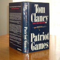 PATRIOT GAMES: TOM CLANCY