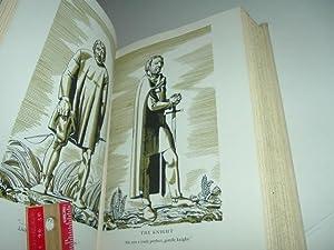 CANTERBURY TALES IN MODERN ENGLISH 1934 Illustrated by ROCKWELL KENT: J. U. NICOLSON