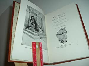 THE PRINCESS AND OTHER POEMS By ALFRED LORD TENNYSON 1890 Illustrated: ALFRED LORD TENNYSON