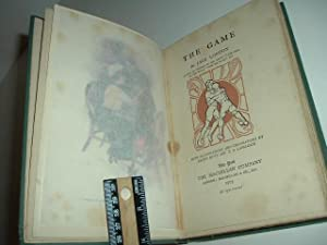 THE GAME By JACK LONDON 1905 First Edition: JACK LONDON