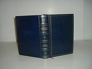 ABRAHAM LINCOLN By CARL SANDBURG 1954: CARL SANDBURG