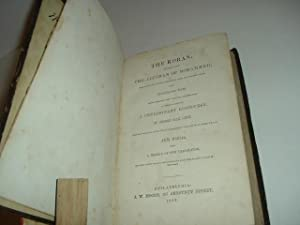 THE KORAN: COMMONLY CALLED THE ALCORAN OF MOHAMMED 1856 Rare Edition: GEORGE SALE, GENT.