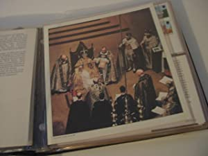 25th ANNIVERSARY OF THE QUEEN'S CORONATION 1978 THE WESTMINSTER COLLECTORS SOCIETY (ALBUM-LIKE...