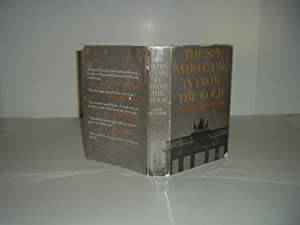 THE SPY WHO CAME IN FROM THE COLD By JOHN LE CARRE 1964 First American Edition: JOHN LE CARRE