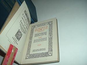 THE NEW HUDSON SHAKESPEARE 6 VOLS., ca. 1935: WILLIAM SHAKESKPEARE
