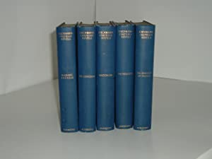 5 VOLS. 1898 TRANSLATED FROM THE FRENCH OF ERCKMANN-CHATRIAN: ERCKMANN-CHATRIAN