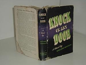 KNOCK ON ANY DOOR By WILLARD MOTLEY 1947 first Edition: WILLARD MOTLEY