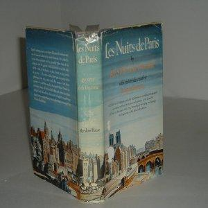 LES NUITS DE PARIS By RESTIF DE LA BRETONNE 1964 First Printing: RESTIF DE LA BRETONNE
