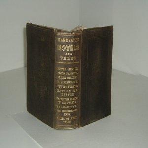 MARRYATT'S NOVELS AND TALES, ca. 1850s Rare: F. MARRYATT, R.N.