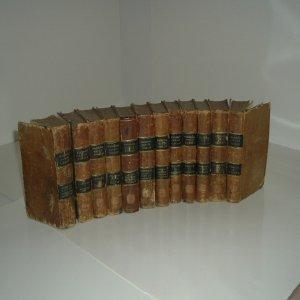 EVANGELICAL FAMILY LIBRARY 12 VOLS., ca. 1830s: VARIOUS AUTHORS