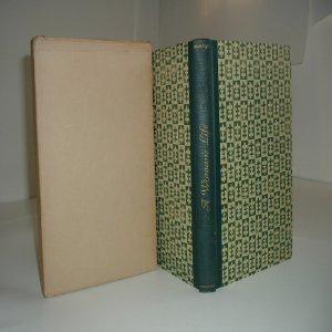 A WOMAN'S LIFE By GUY DE MAUPASSANT 1942 NONESUCH PRESS EDITION: GUY DE MAUPASSANT