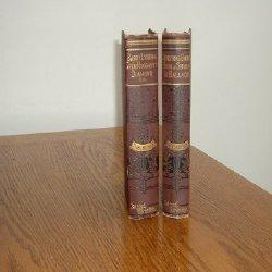 2 NICE VOLUMES: William Makepeace Thackeray