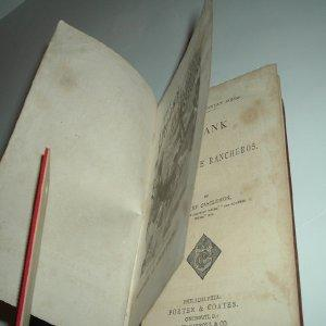 FRANK AMONG THE RANCHEROS By HARRY CASTLEMON 1871: HARRY CASTLEMON