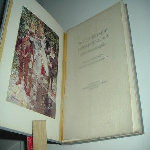 THE COURTSHIP OF MILES STANDISH w/Illustrations By HOWARD CHANDLER CHRISTY 1903: HOWARD ...