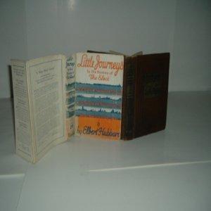 LITTLE JOURNEYS TO THE HOMES OF THE ELECT By ELBERT HUBBARD 1934: ELBERT HUBBARD