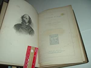 THE POETICAL WORKS OF ALFRED TENNYSON, ca. 1880s w/Numerous Illustrations: ALFRED TENNYSON