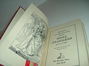 THE FORTUNES AND MISFORTUNES OF THE FAMOUS MOLL FLANDERS By DANIEL DEFOE 1942 Heritage Press: ...