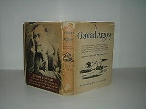 A CONRAD ARGOSY 1942 w/Woodcuts: Joseph Conrad