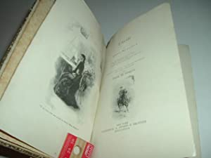 LUCILE By OWEN MEREDITH 1889 w/100 New Illustrations by FRANK M. GREGORY: OWEN MEREDITH
