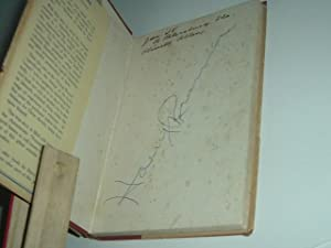 FLYING WORMS By HARRY RIMMER signed 1943 Third Edition: HARRY RIMMER