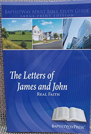 The Letters of James and John: REal: Everett, Randel with
